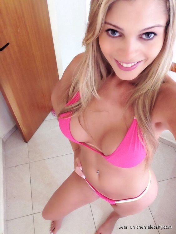 The best brazilian blonde bitch 3