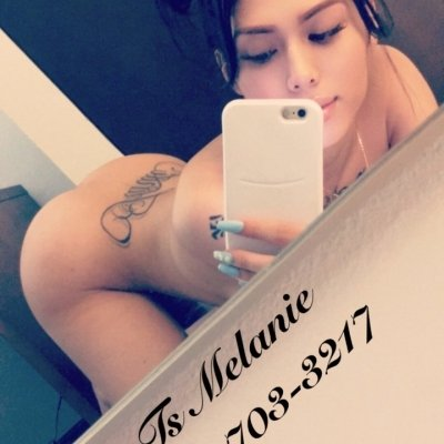 Young cute shemale TS Melanie