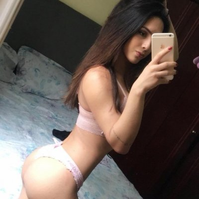 Gorgeous young and feminine looking shemale Sabrina Rios